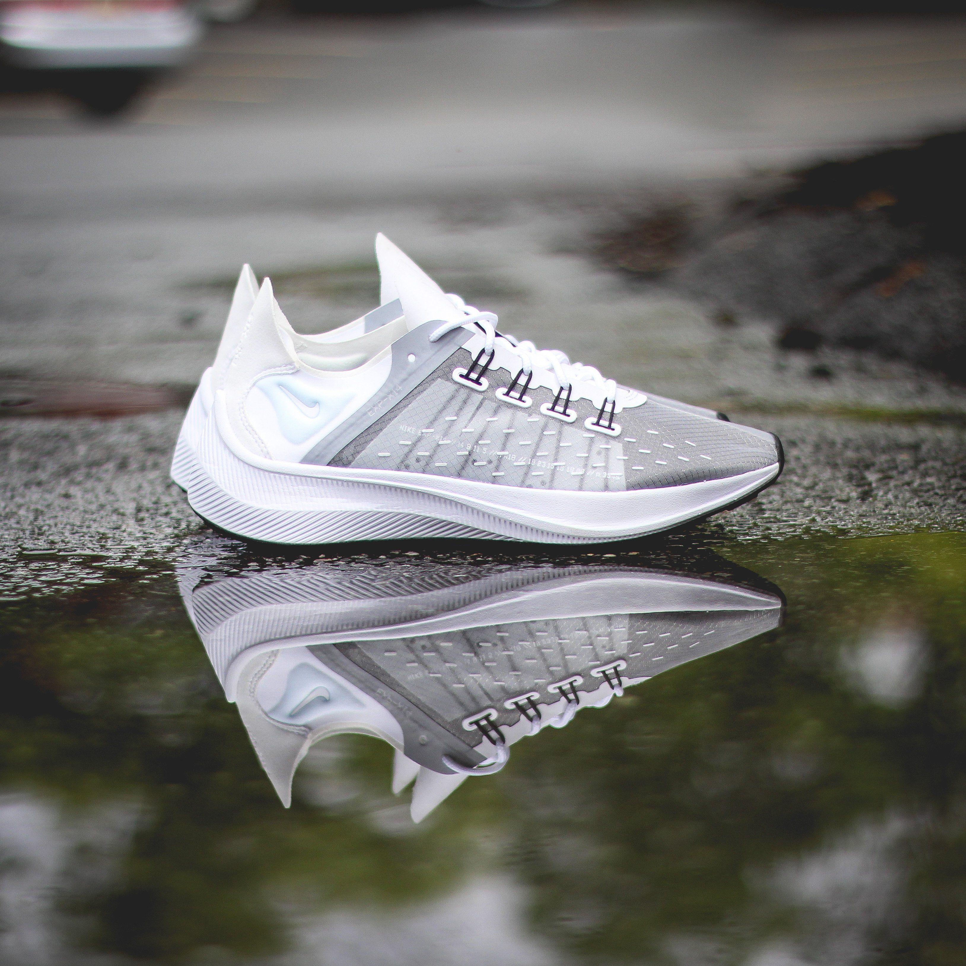 online retailer 9772d 90c4a NIKE W EXP-X14 - White/Wolf Grey in 2019 | Fresh | Nike, Adidas ...