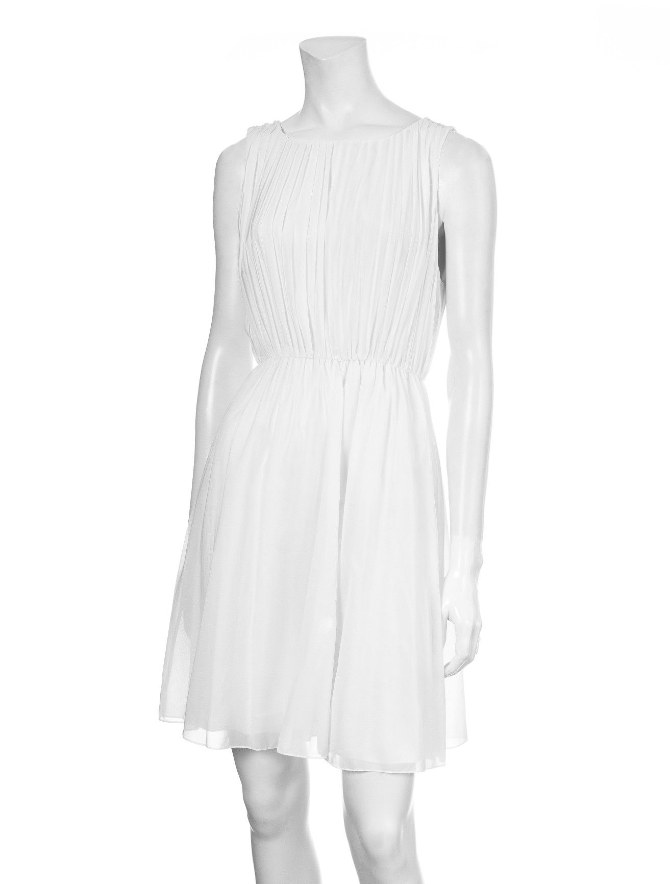 Exclusive meryl pleated mini dress by alice olivia dresses