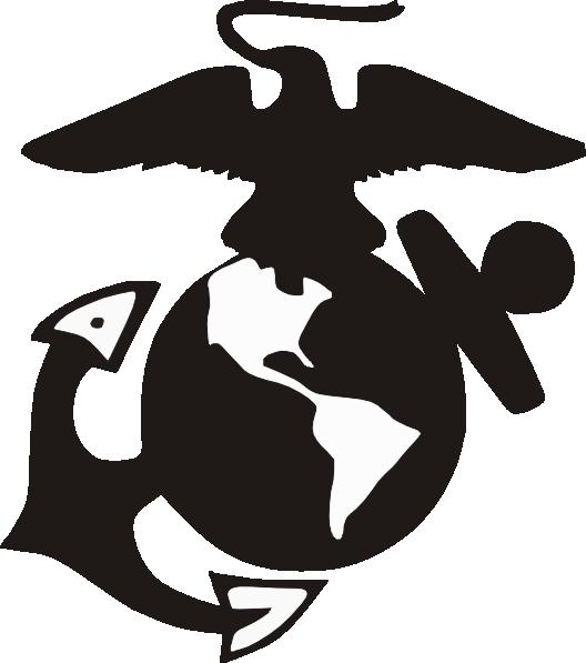 usmc emblem clip art marine logo clip art usmc pinterest rh pinterest com
