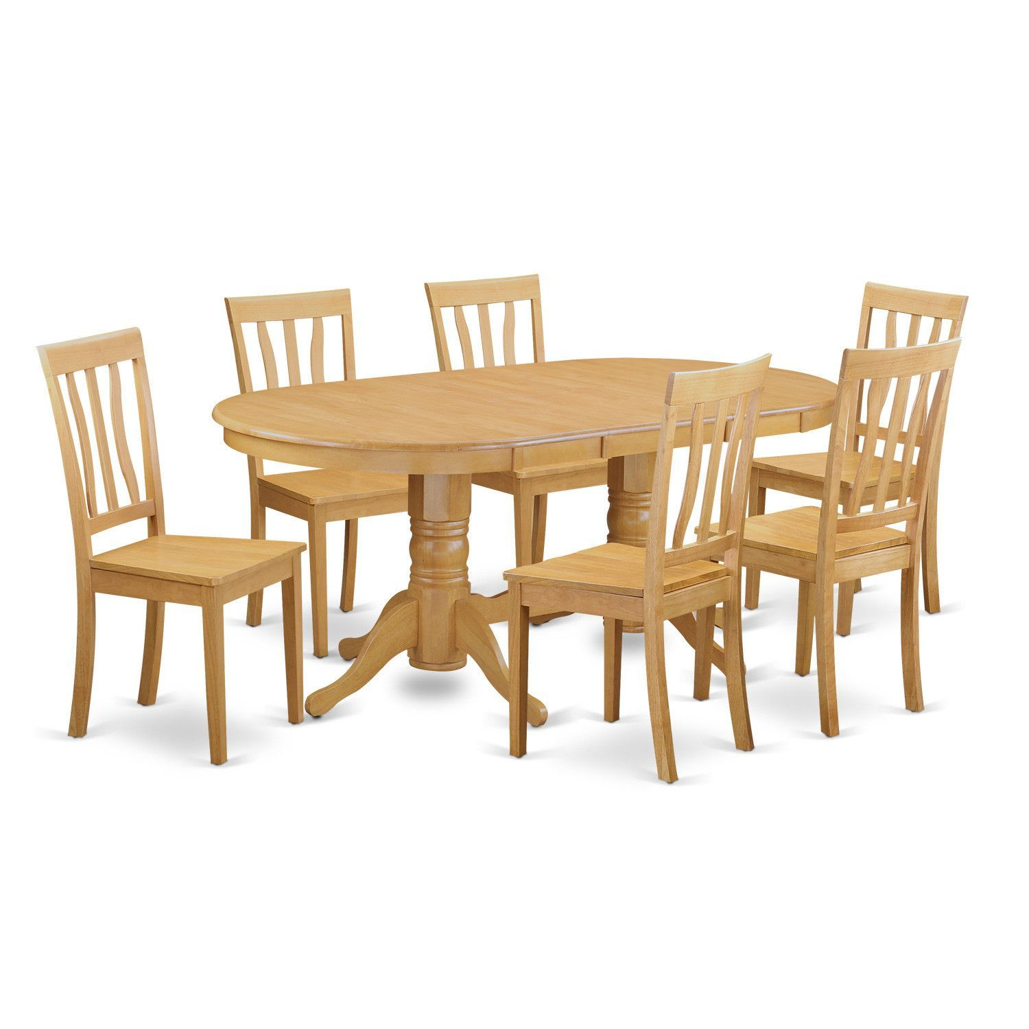 Vancouver 10 Piece Dining Set  Solid wood dining set, Kitchen