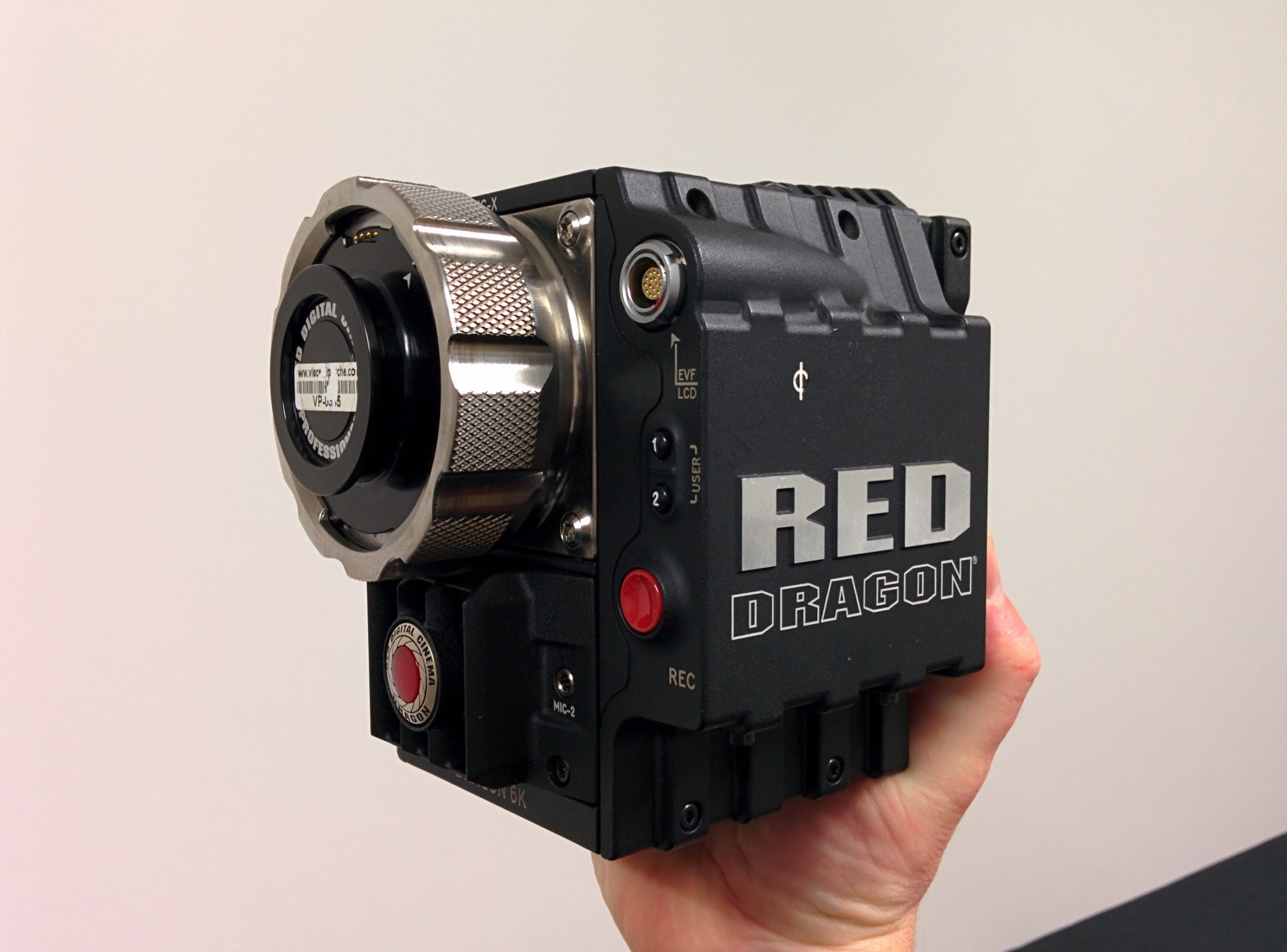 RED Epic DRAGON 6K Camera - Overview and Setup Guide ...