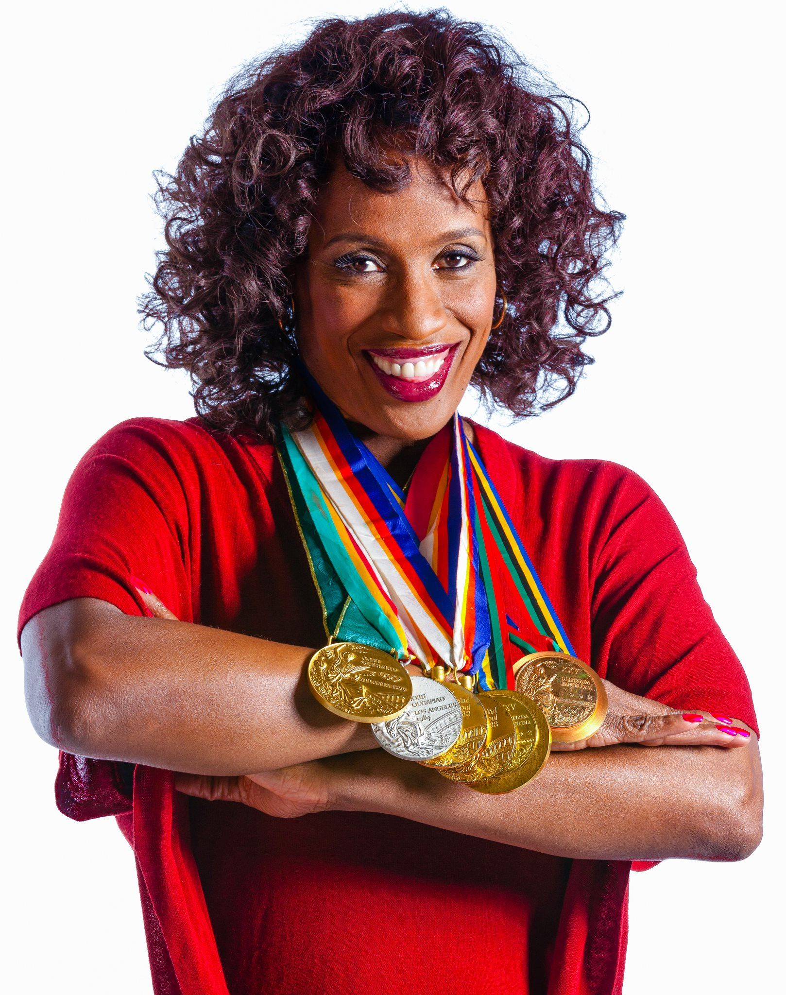 Jackie Joyner Kersee Is Often Referred To As The First Lady