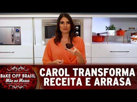 Carol Transforma Receita De Brownie De Seguidora E Arrasa Bake