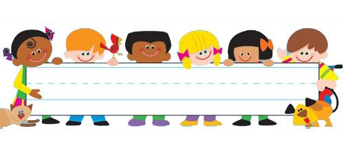 Imagenes gafetes para preescolar - Imagui