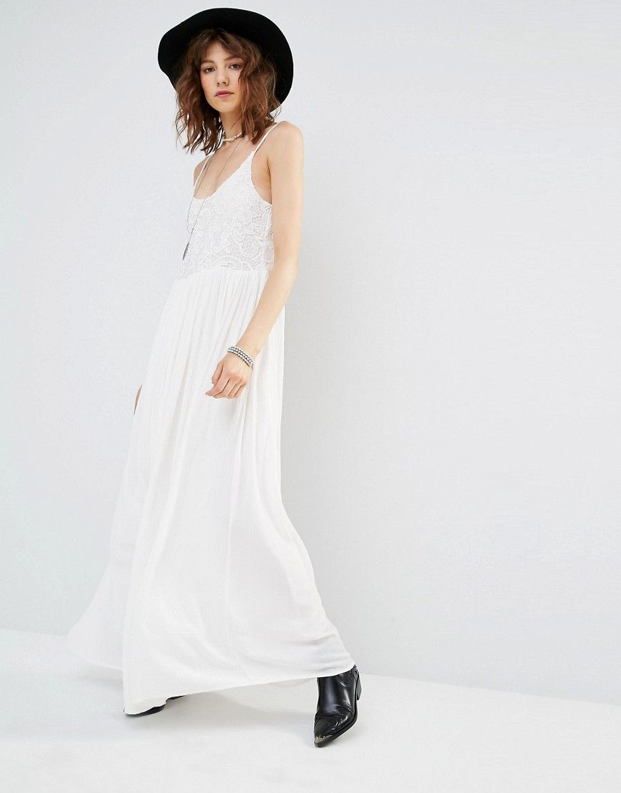 0d5e4cb07527d Mango+Lace+Bodice+Chiffon+Maxi+Dress   Maternity Shoot   Corsage ...