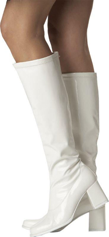 Go Go Boots | Gogo boots, White gogo