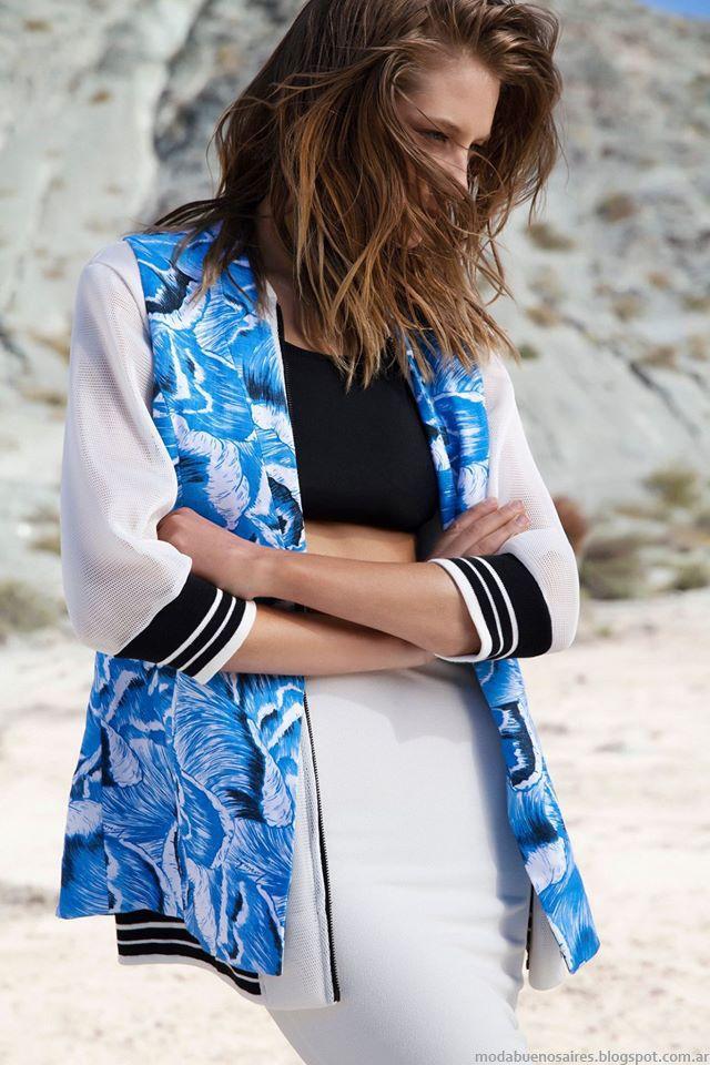 Moda y Tendencias en Buenos Aires : KOSIUKO 2016: MODA SPORT URBANA PRIMAVERA VERANO 2016