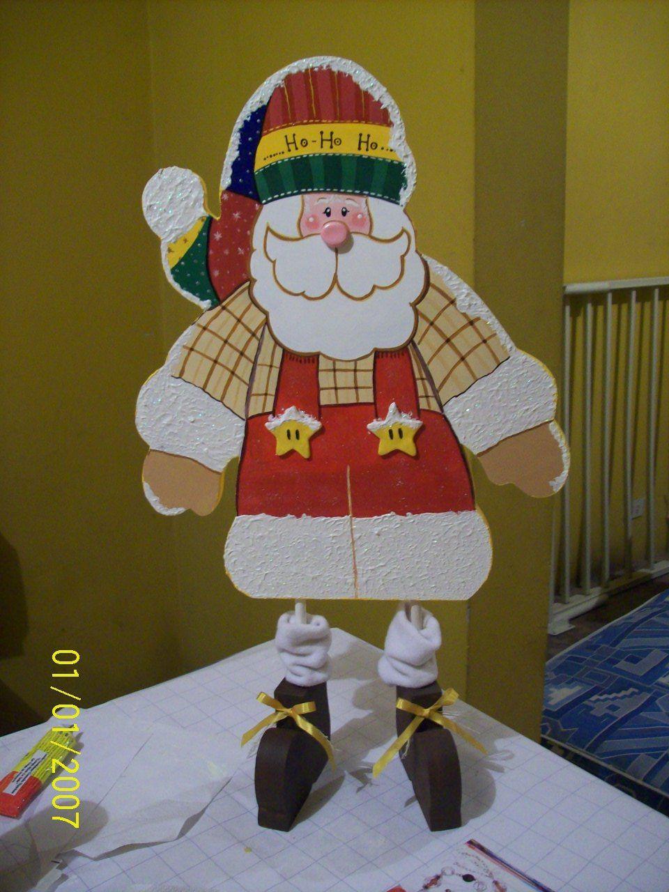 Figuras para decorar el jardin navide os en madera for Figuras de navidad para decorar