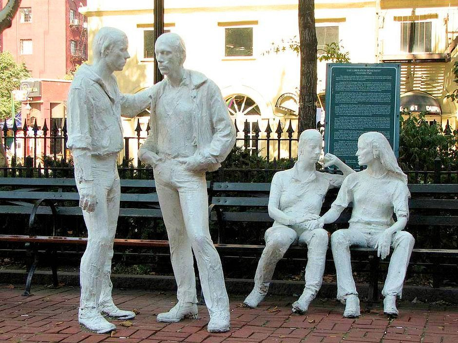 George segal gay liberation — 6