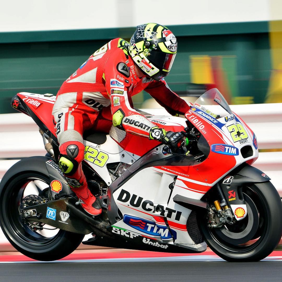 Braking Hard Ducati Misanotest Motorsport Motogp