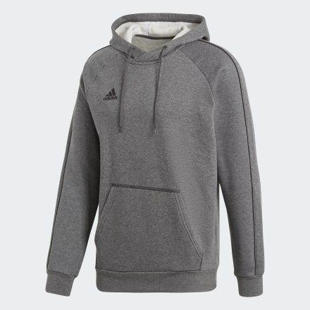 adidas Core 18 Hoodie – Grey in 2020 | Grauer hoodie, Arbeit