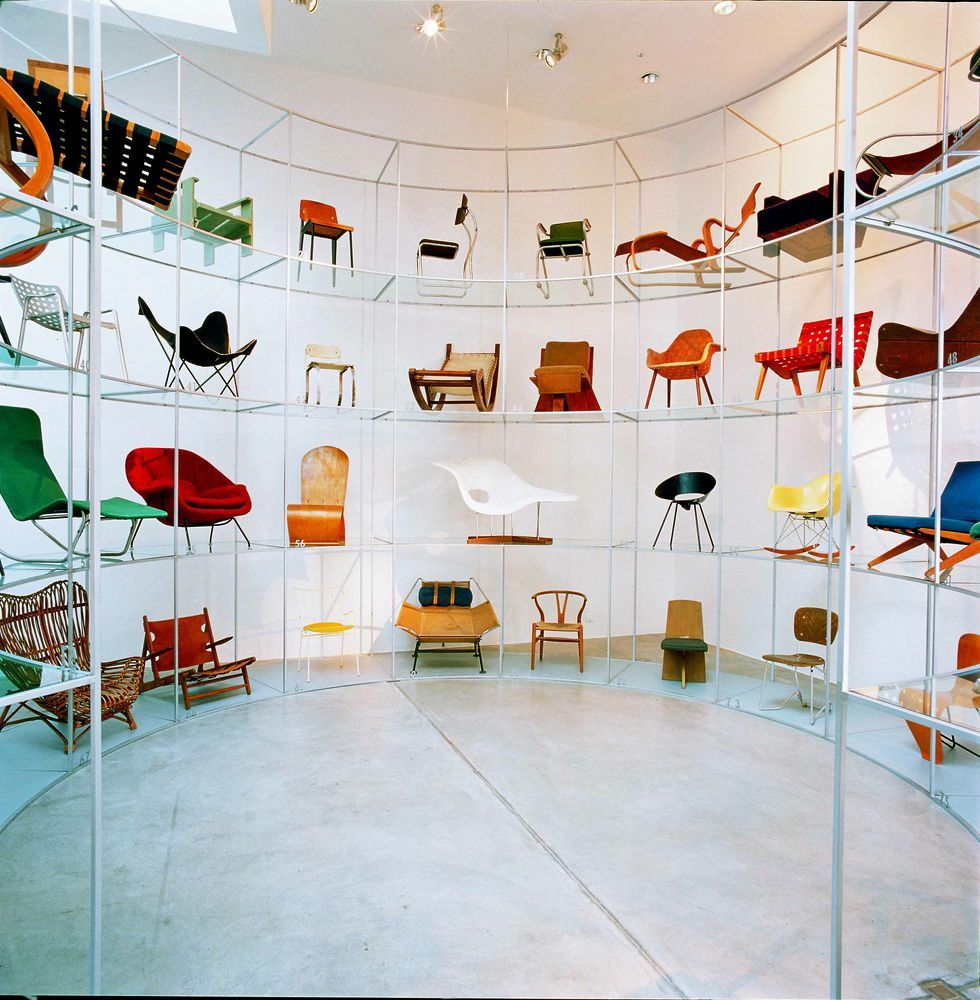 Poster vitra design museum - Vitra Design Museum Chairs Of Course