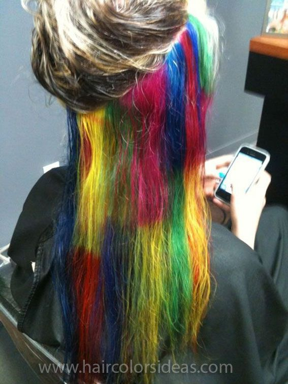 Brandis Colors Candy Hair Hair Coloring And Rainbow Hair