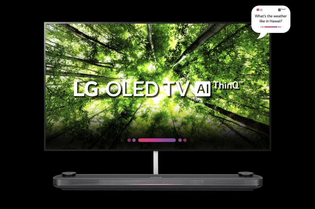 Panasonic EZ1002 OLED Its rare that we find ourselves