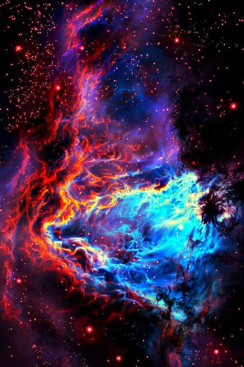 Space Color Art Wallpaper Space Space Art Space Photography