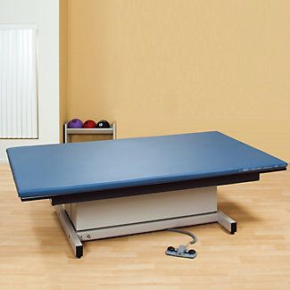 Hi Lo Therapy Mat With Removable Top 84 X 60 With Images Table Home Decor Patient Comfort