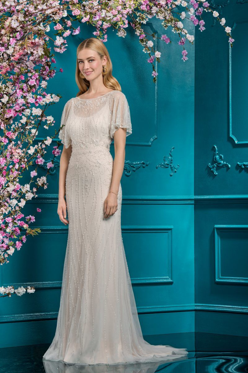 Beaded sleeve dress style lookbook pinterest