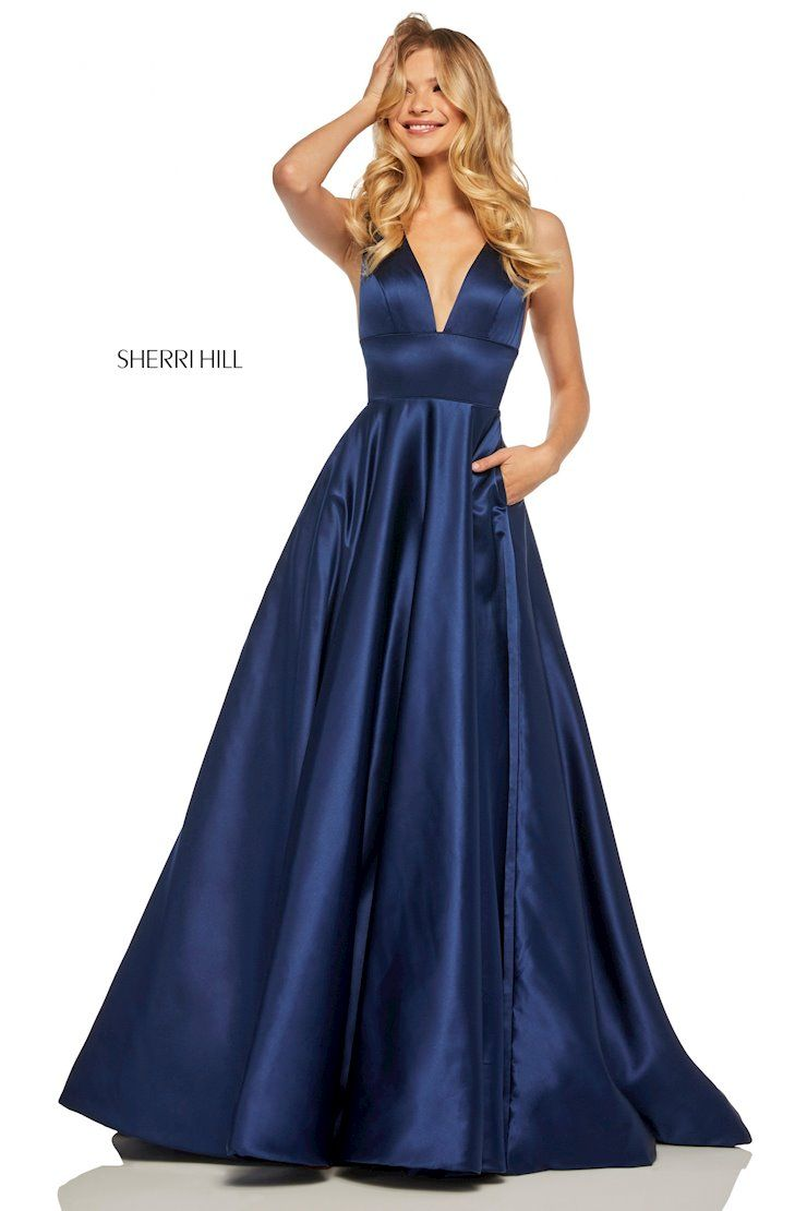 35322309327 Sherri Hill 52911 - Shop this Prom 2019 style and more at oeevening.com!