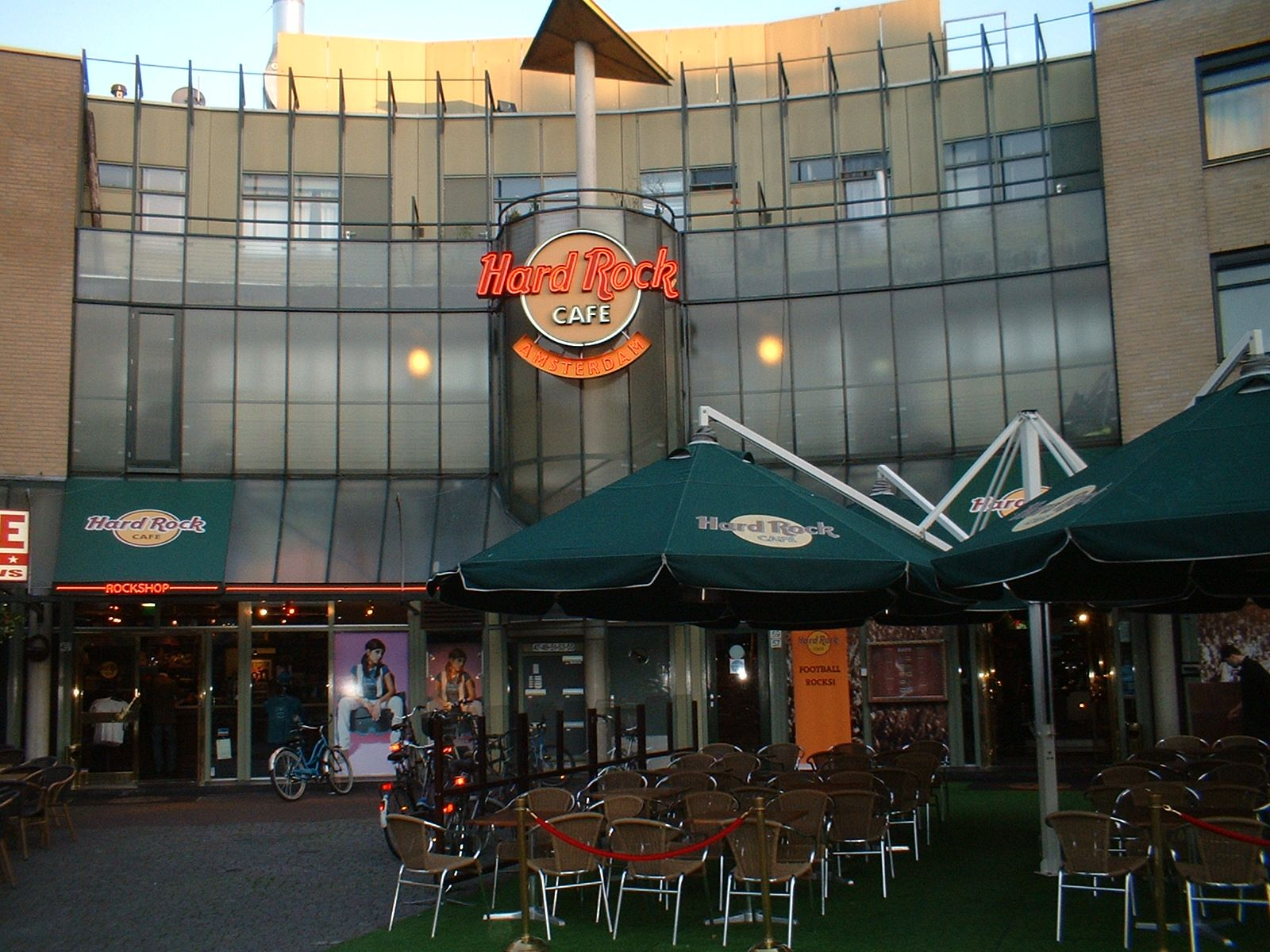 Pin By Karen Waddy On Amsterdam With Images Hard Rock Cafe Jazz Bar Amsterdam