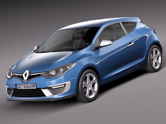 Renault Megane 3door GT 2014