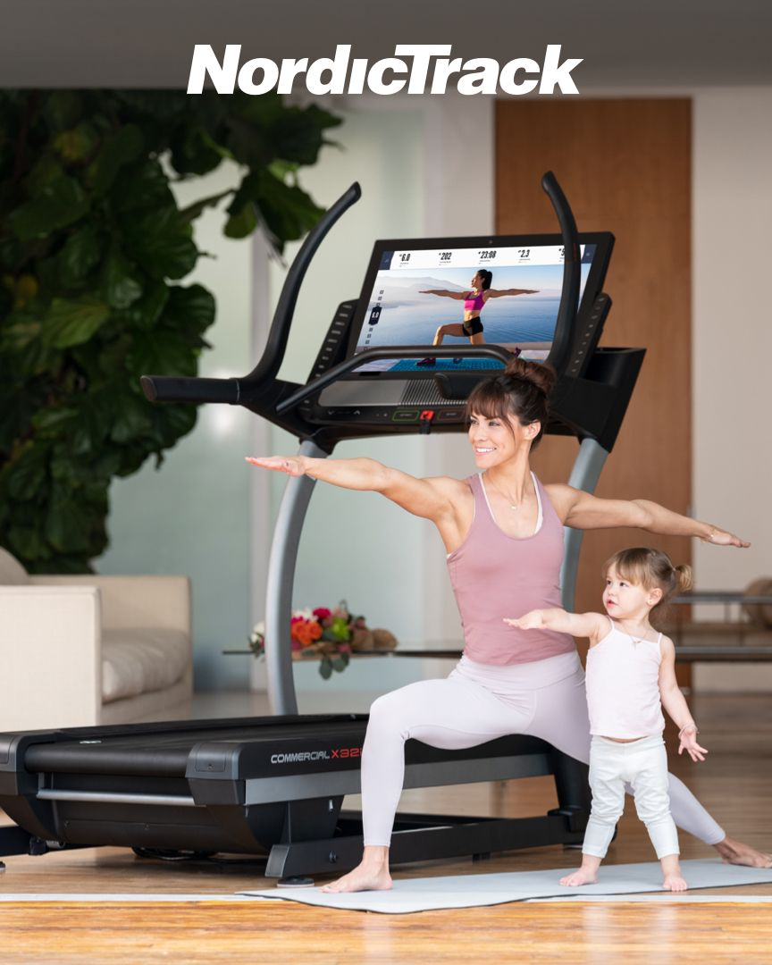Interactive Personal Training at Home.