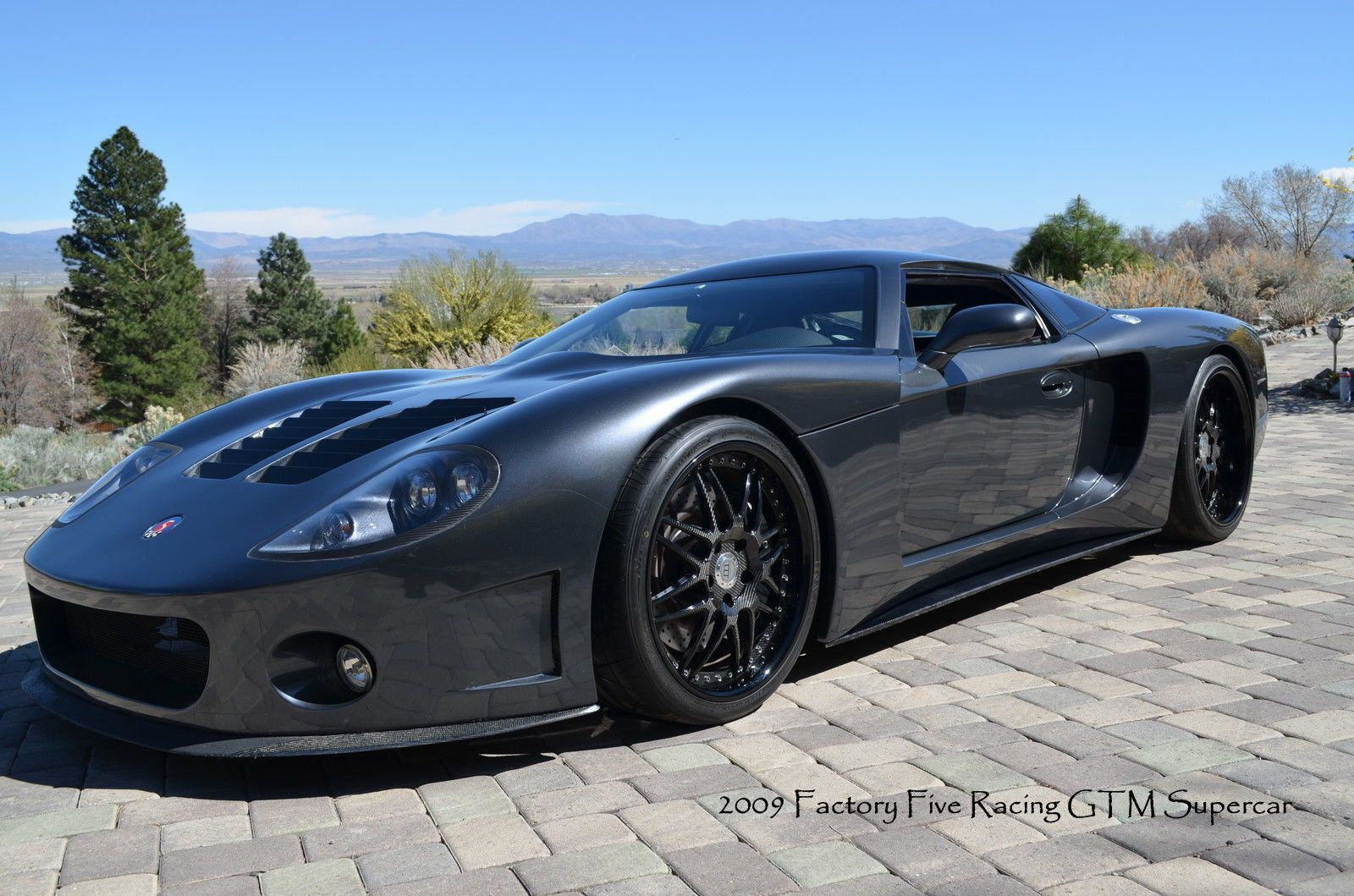 2009 Factory Five Racing Gtm Supercar Factory Five Super Cars Fast Sports Cars