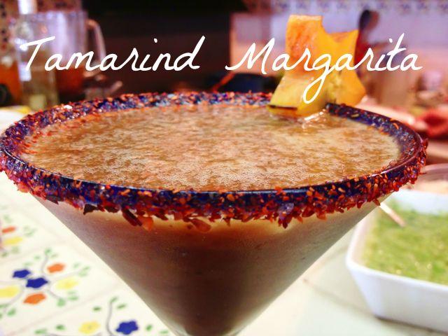 Cocktail Recipe: Tamarind Margarita - Savoir Faire Abroad