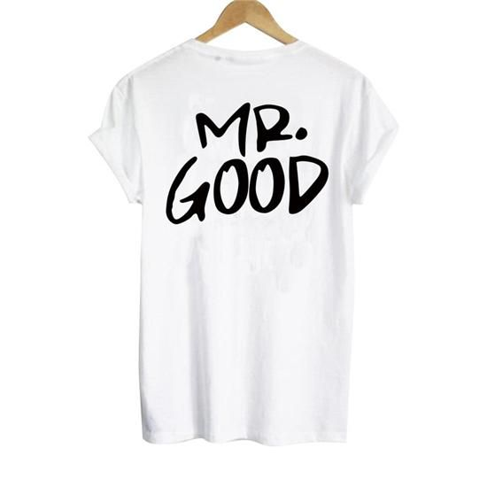 d00722bce3 Mr & Mrs Good Life Couples T-shirts | Products | Collar shirts ...