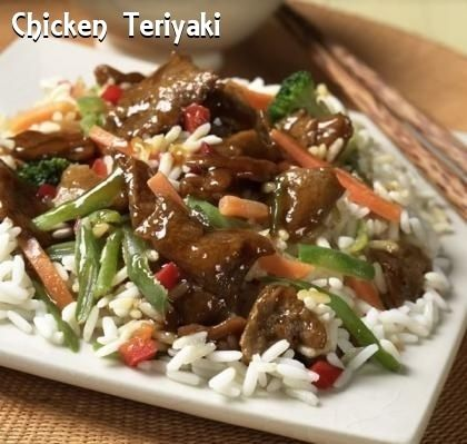 Chicken teriyaki and other chinese recipes listed chinese dishes chicken teriyaki and other chinese recipes listed forumfinder Image collections