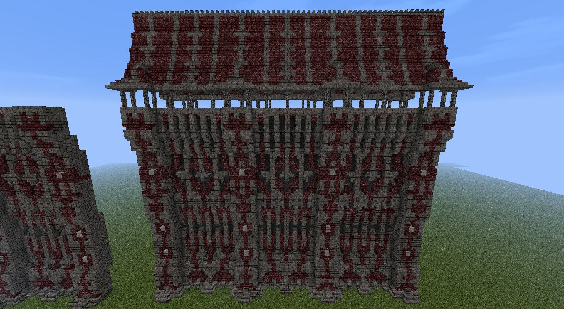 Need Help With Tall Walls Screenshots Show Your Creation