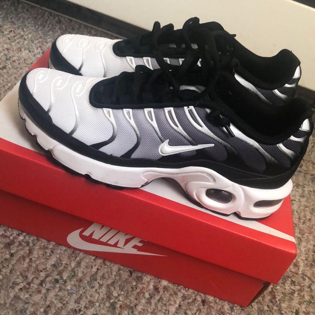 Nike Airmax Plus Oreo Cute Nike Shoes Nike Shoes Nike Air Shoes
