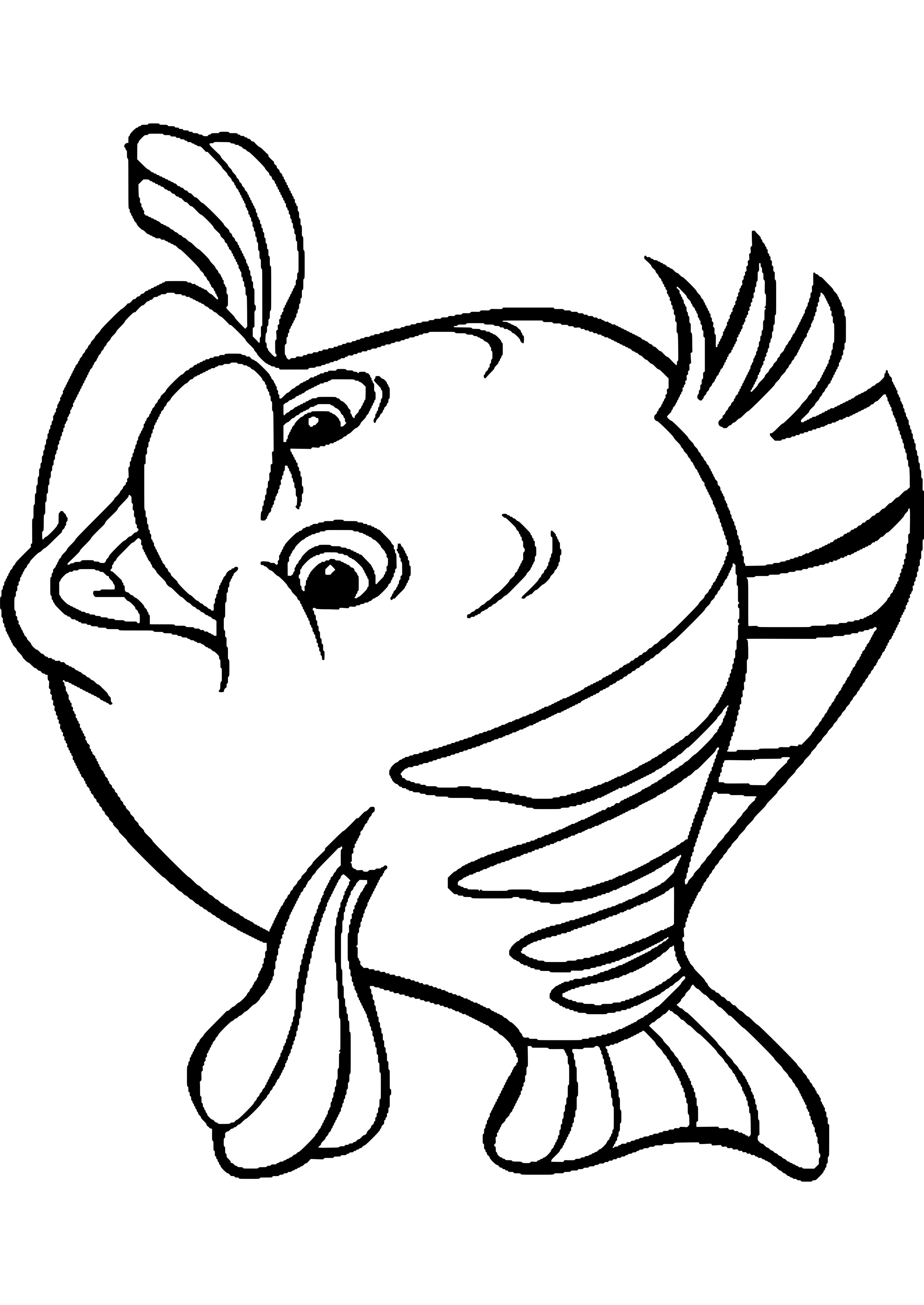 dessin poisson - Recherche Google | Dessin poisson, Dessin ...