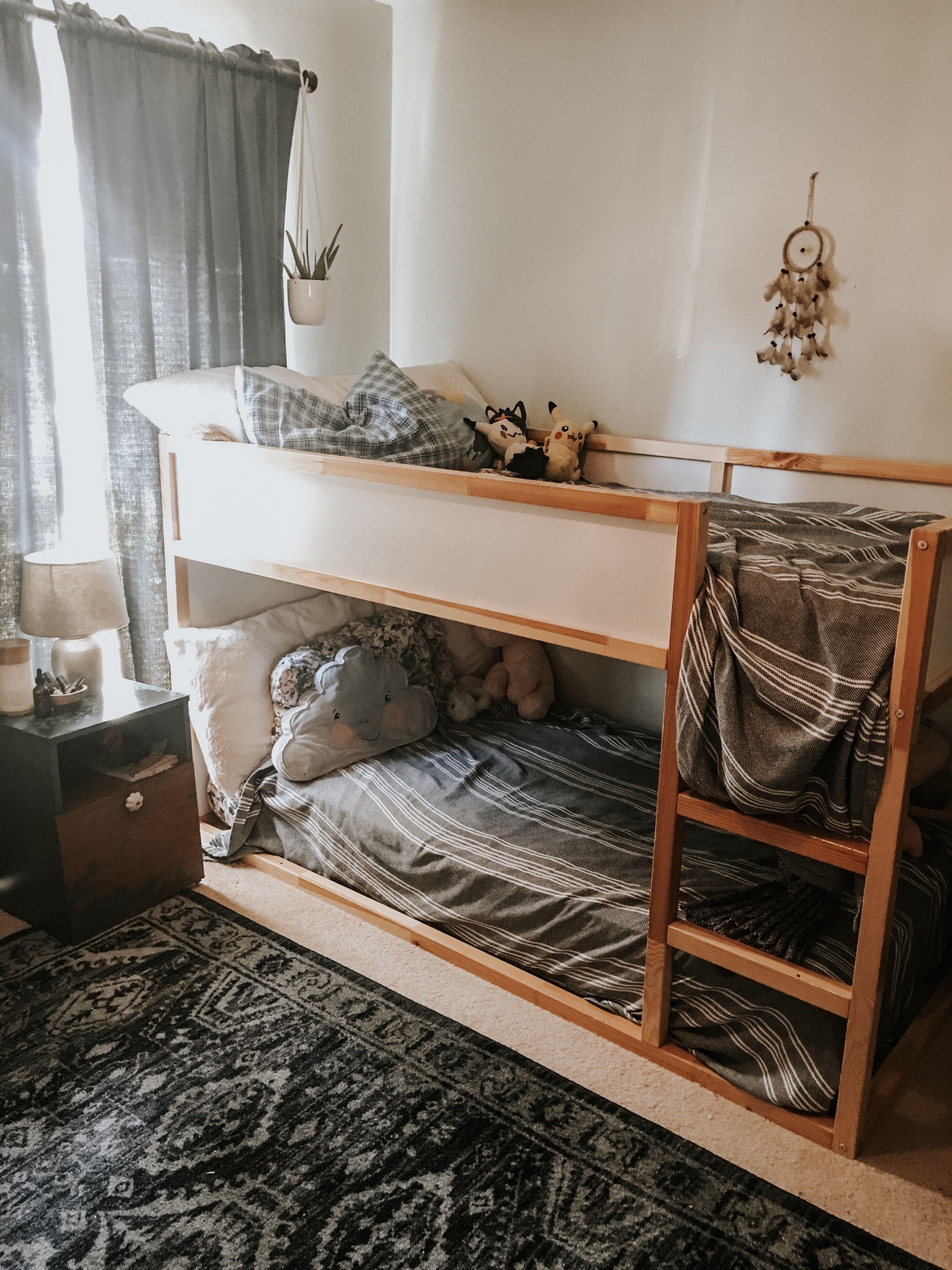 Tavolino Per Balcone Ikea kmroselle : ikea bunk bed in shared brother + sister bedroom