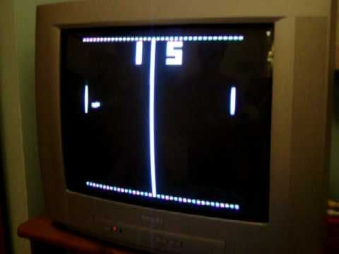 Youtube Retro Gadgets First Video Game Retro