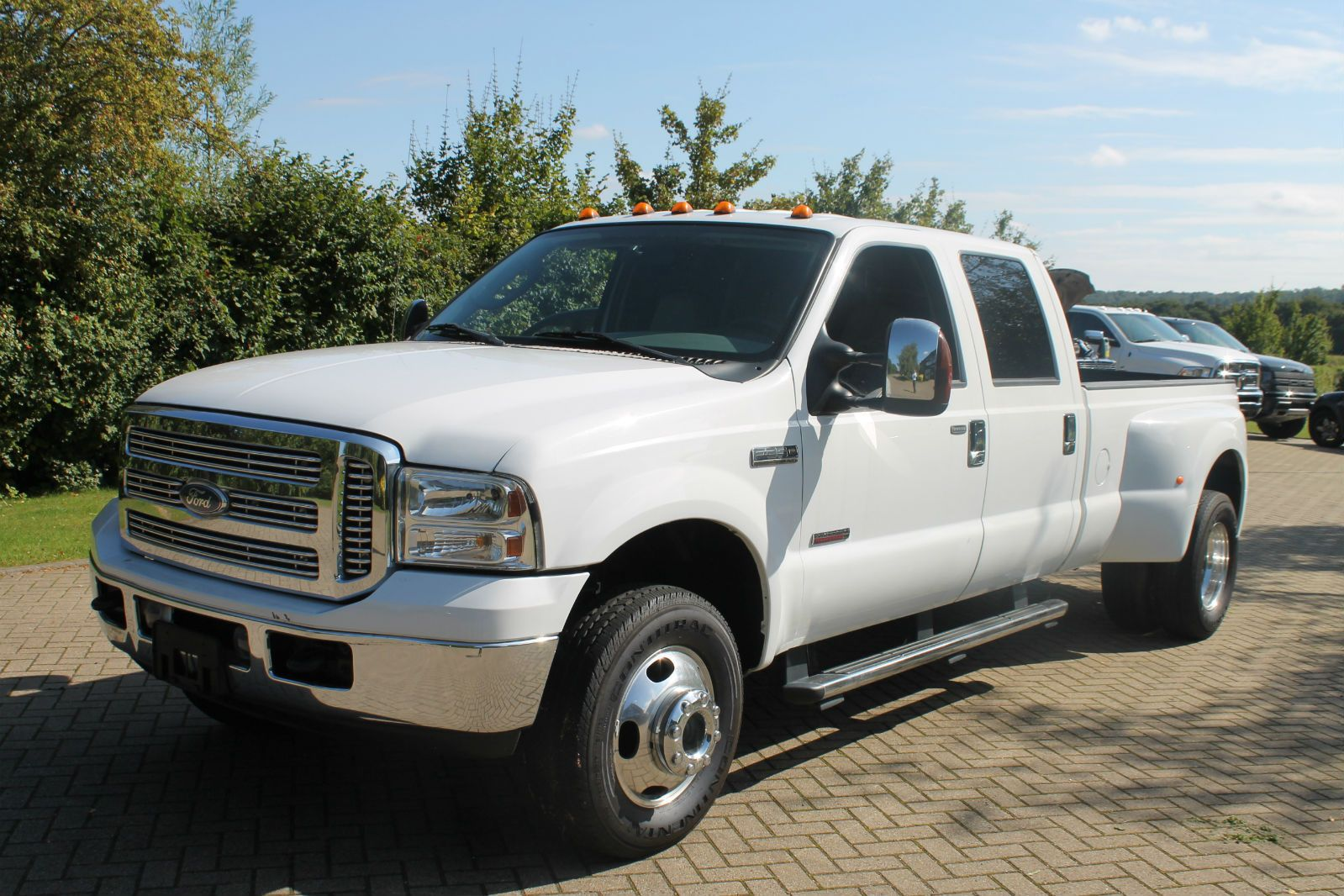 Details about 2005 Ford F350 Dually Lariat 4x4 Diesel