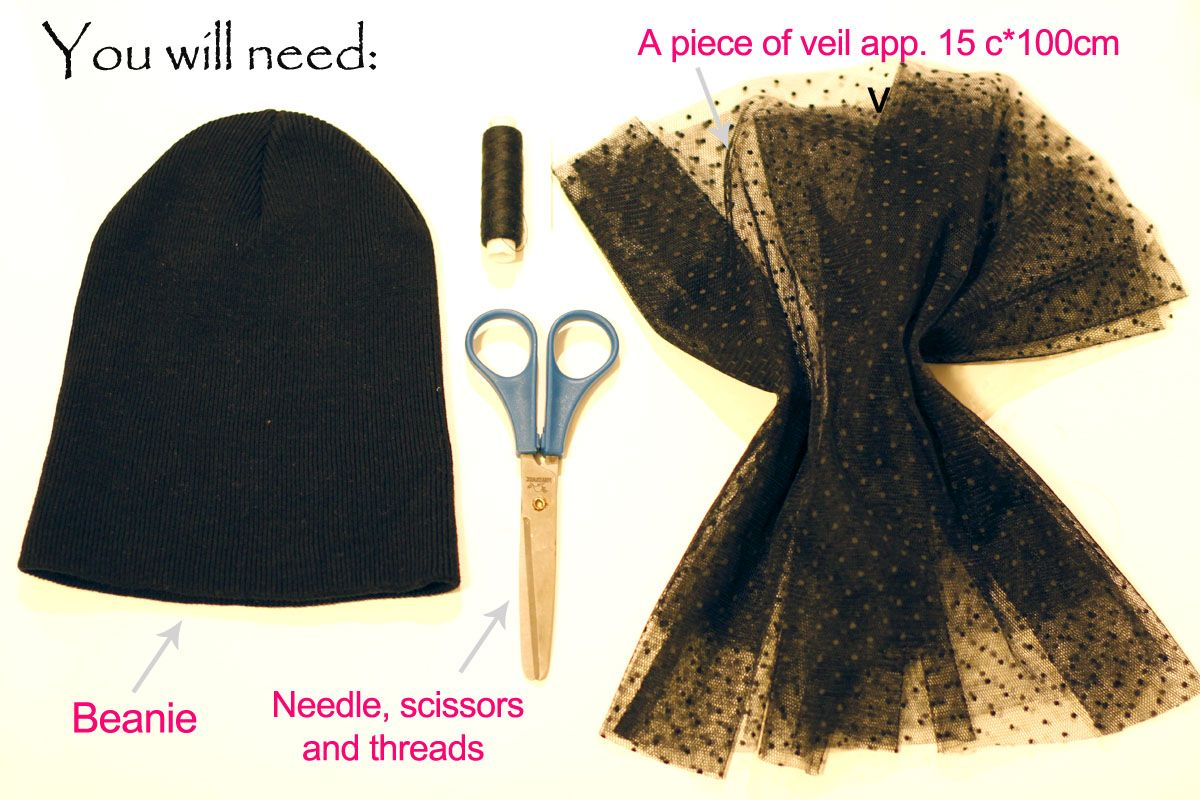 How to make veiled beanie jils sander beanie diy sydney fashion how to make veiled beanie jils sander beanie diy sydney fashion blog solutioingenieria Image collections