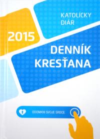 Denník kresťana 2015 (recenzia) - Denník Kresťana je prvotinou Internetového obchodu a vydavateľstva Zachej.sk. Je to diár, ktorý nás môže každodenne sprevádzať na ceste duchovného aj praktického života.