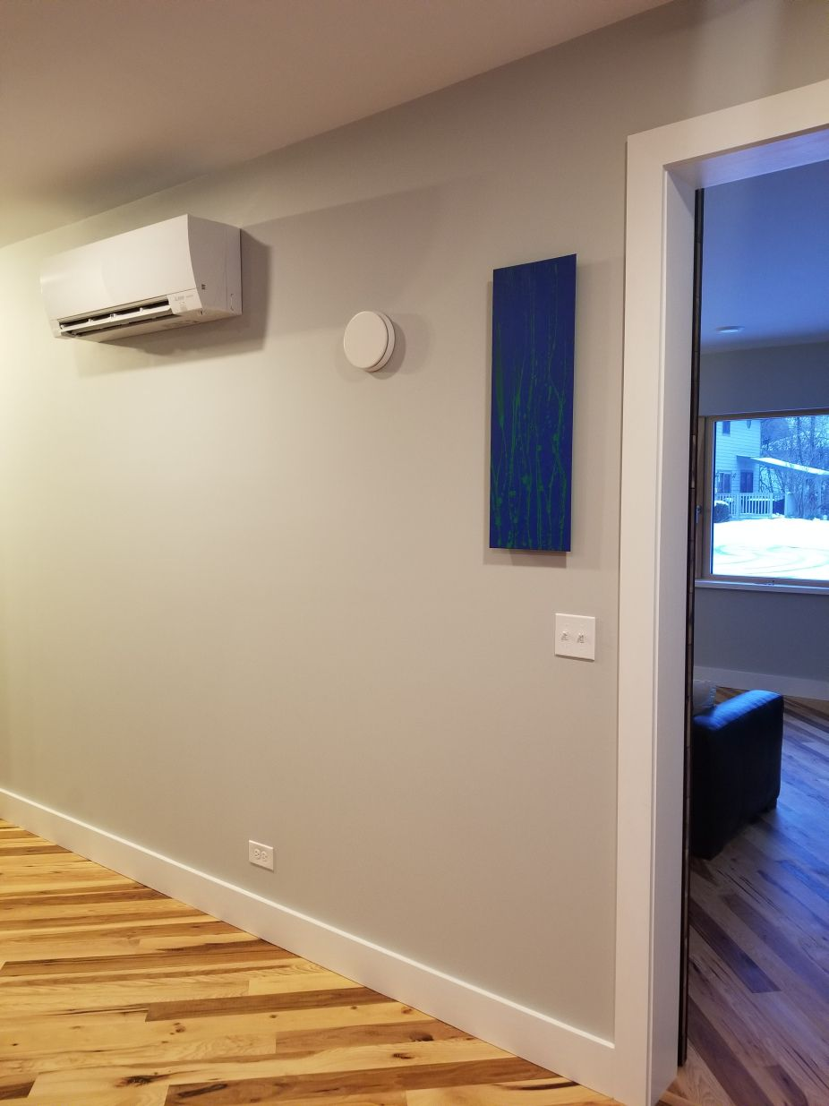 Urban Rustic Choosing And Installing A Ductless Minisplit