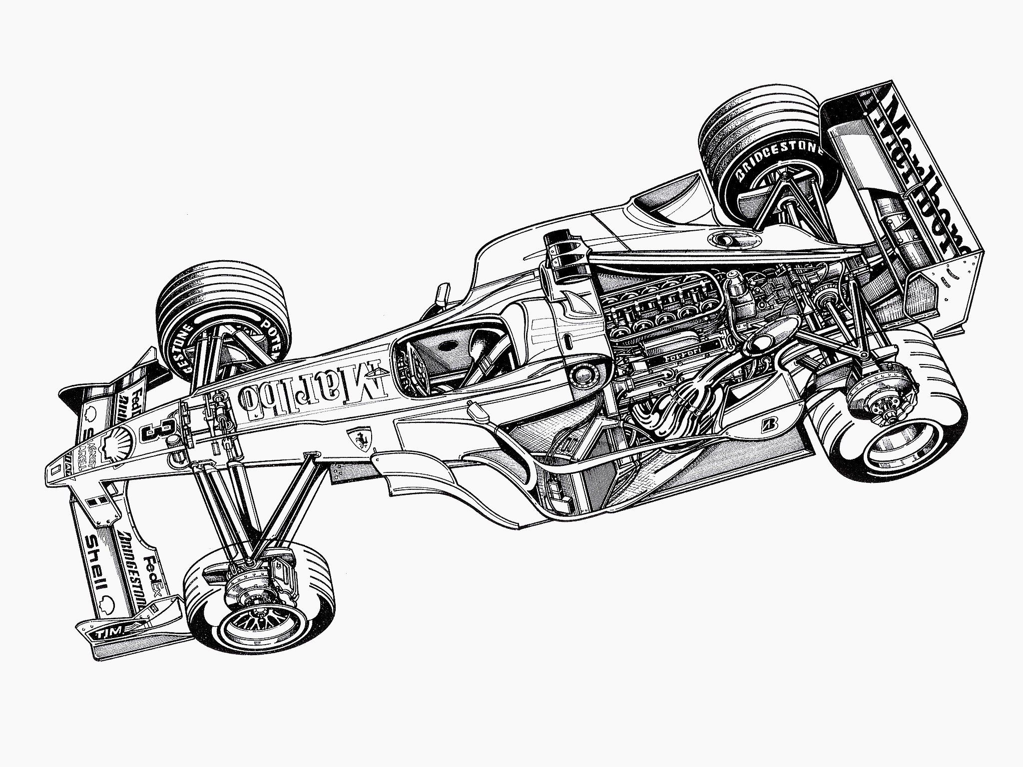 Pin By Tom Longo On Formula 1 And Other Open Wheel Cars