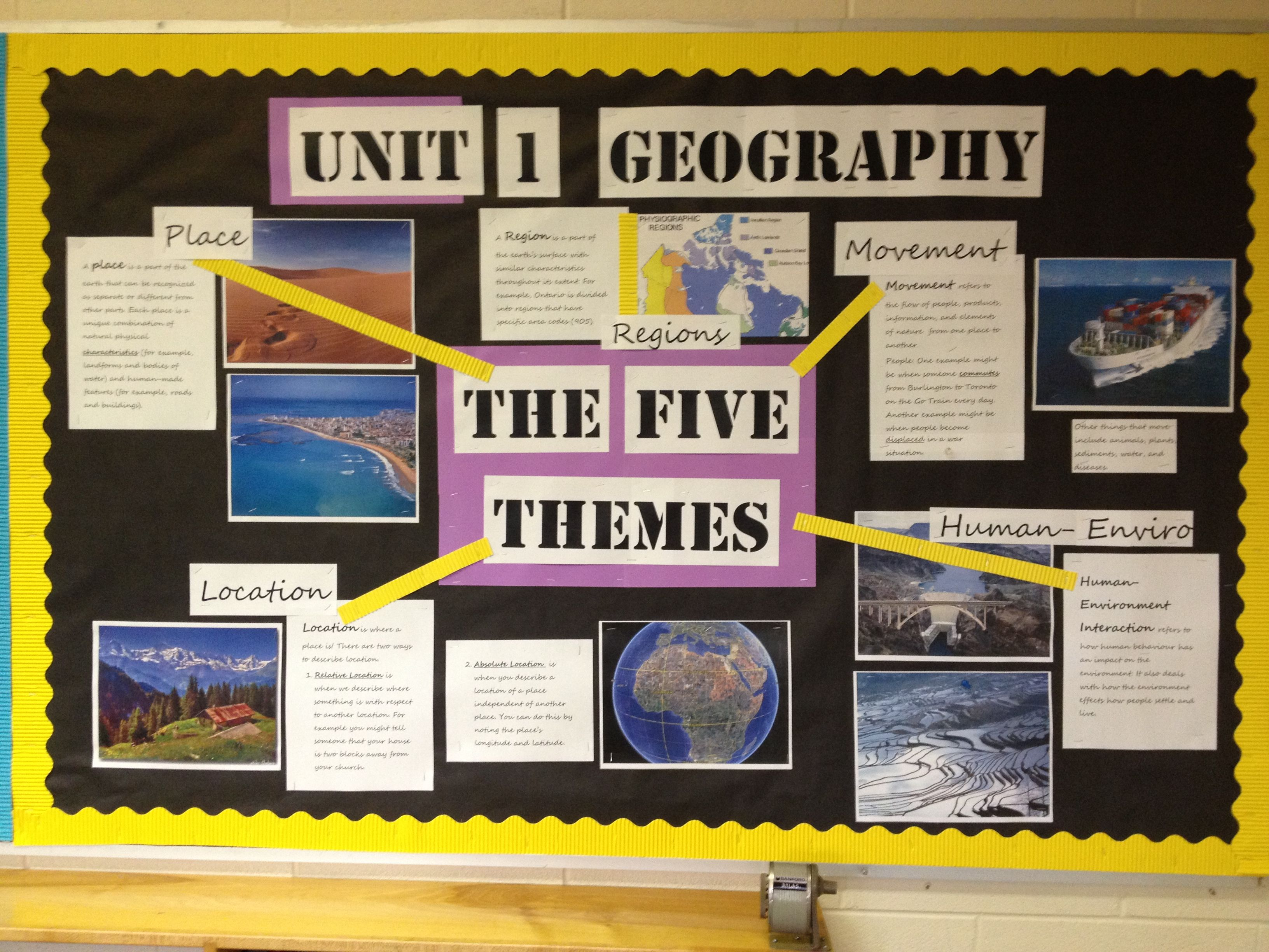 Best 25 Geography Classroom Ideas