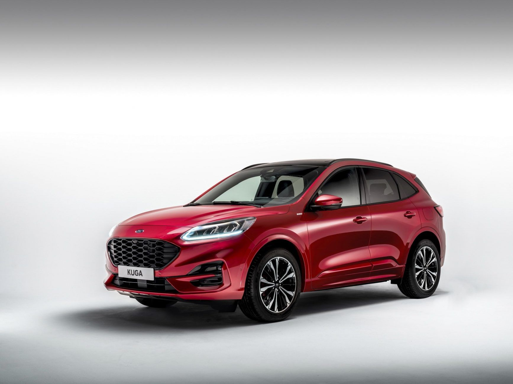2020 Ford Kuga Price Styling Engine Release Date Photos