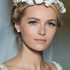 Bildergebnis Fur Braut Make Up Dezent Rosa Vjencanice Wedding