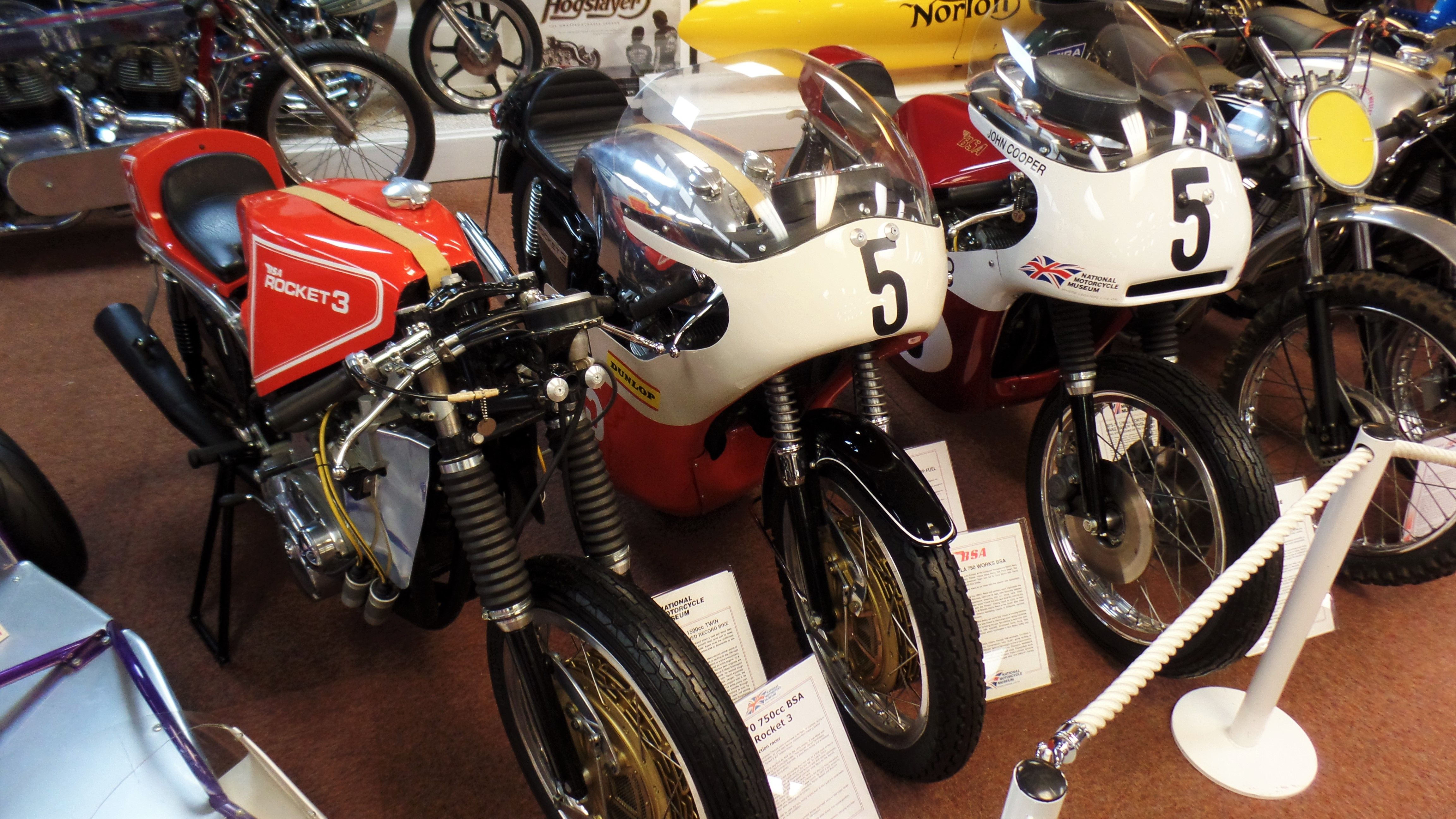 Bsa Racers National Motorcycle Museum England Motorcycle Museum Classic Motorcycles Motorcycle