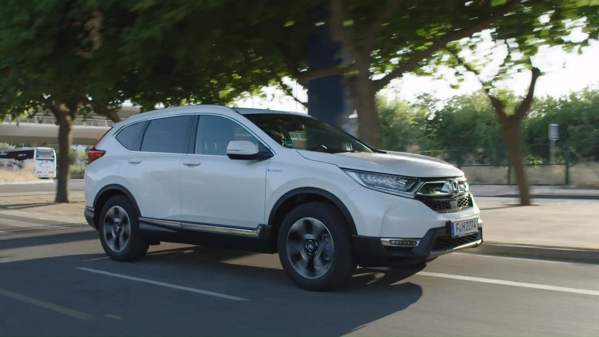Video Video Uk Drive Honda Cr V Hybrid