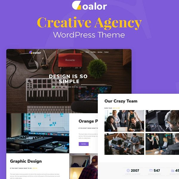 Conquer the Banality Using These 20 Personal Website Templates! 22