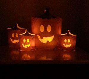 Waar Wordt Halloween Gevierd.Pompoen Van Papier Met Gratis Halloween Printables Sint