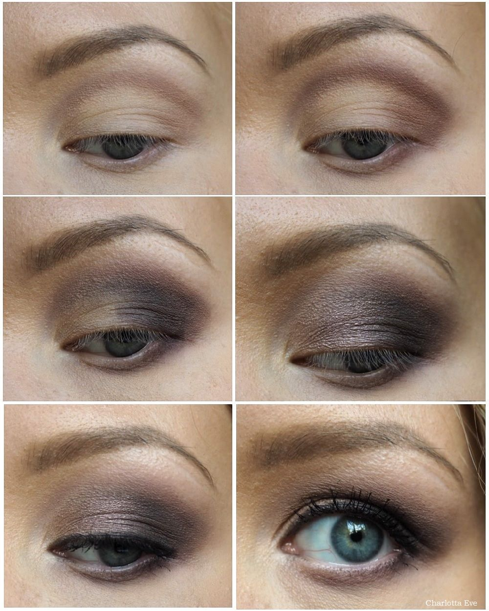 How To Makeup For Deep Set Hooded Eyes Charlotta Eve Deep