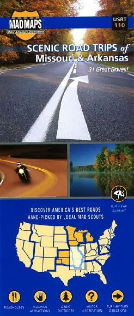 Missouri and Arkansas Regional Scenic Tours by