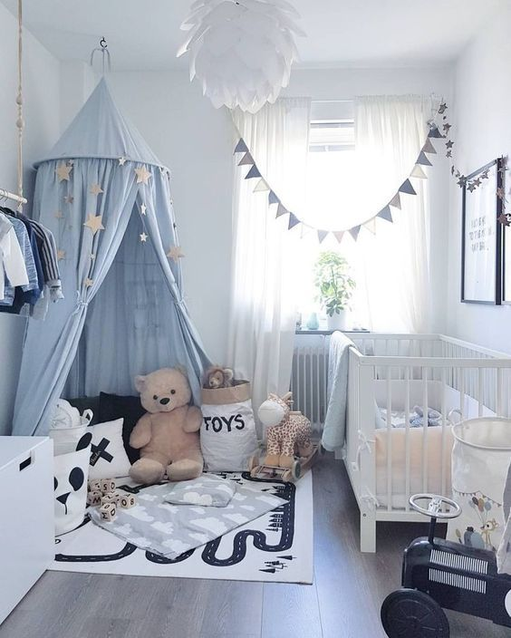 Nursery Theme Ideas for Mamas-to-Be