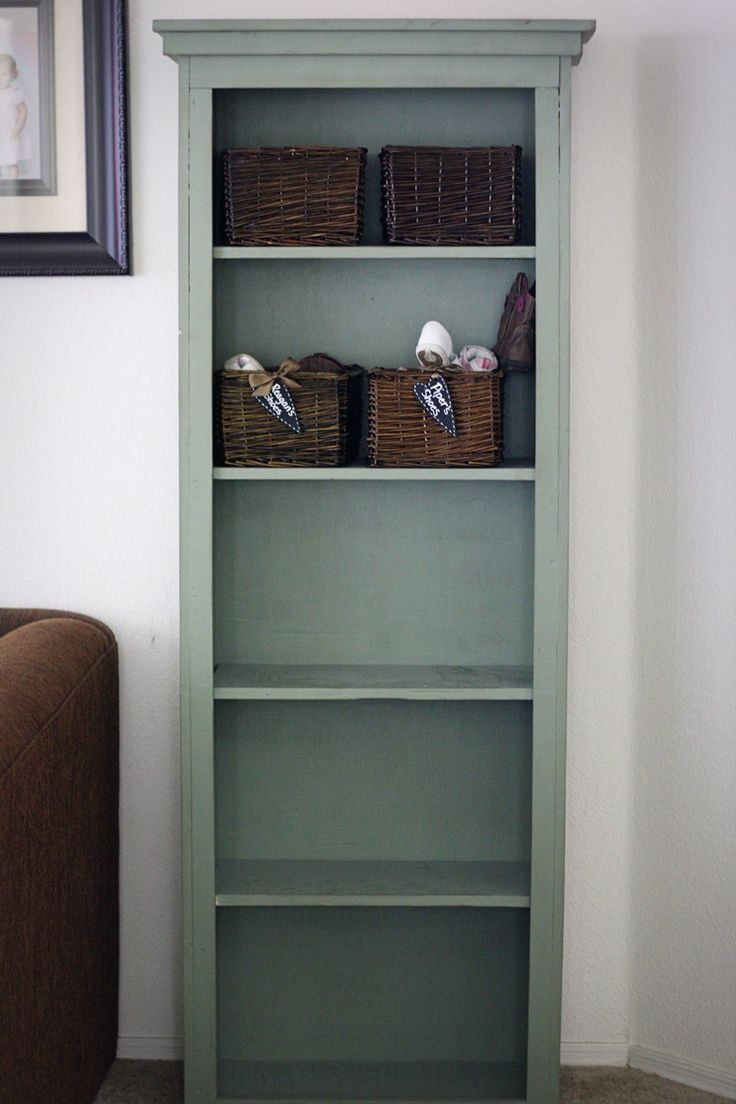 Bookcase Do It Yourself Home Projects From Ana White Bookshelf